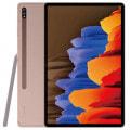 Samsung Galaxy Tab S7+ 5G SM-T976 Mystic Bronze【RAM8GB/ROM256GB 海外版】【ACアダプタ欠品】