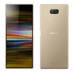 Sony Xperia 10+ (Plus) Dual I4293 [Gold 6GB 64GB 海外版 SIMフリー]