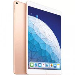 【第3世代】iPad Air3 Wi-Fi+Cellular 256GB ゴールド MV0Q2J/A A2123【国内版SIMフリー】