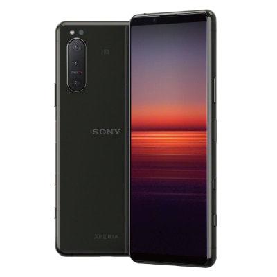 イオシス Sony Xperia5 Ⅱ 5G Dual-SIM XQ-AS72 Black【RAM8GB ROM256GB/海外版SIMフリー】【ACアダプタ欠品】