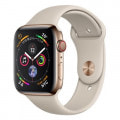Apple Watch Series4 44mm GPS+Cellularモデル MTX42J/A A2008【ゴールドステンレススチールケース/ストーンスポーツバンド】