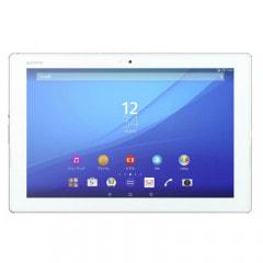 【SIMロック解除済】docomo Xperia Z4 Tablet SO-05G White