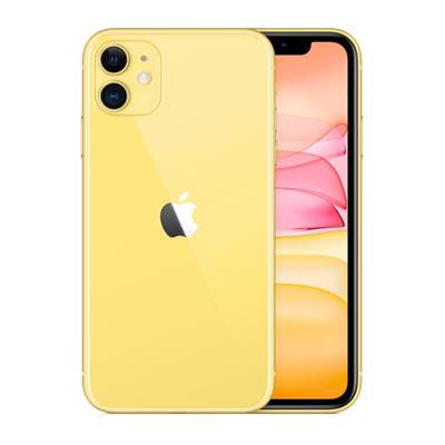 イオシス|【SIMロック解除済】au iPhone11 64GB A2221 (MWLW2J/A) イエロー