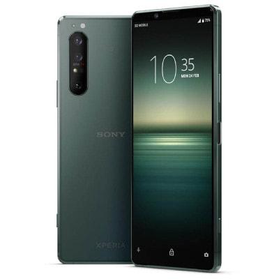 イオシス|Sony Xperia1 Ⅱ 5G Dual-SIM XQ-AT52 Green【RAM12GB ROM256GB/海外版SIMフリー】【ACアダプタ欠品】