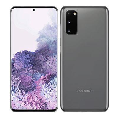 イオシス Samsung Galaxy S20 5G Dual-SIM SM-G9810【Cosmic Gray 12GB 128GB 海外版 SIMフリー】