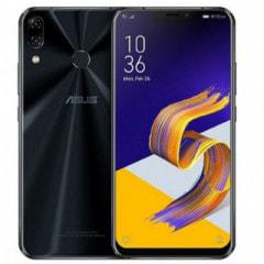 ASUS Zenfone5 (2018) Dual-SIM ZE620KL【Midnight Blue 64GB インドネシア版 SIMフリー】