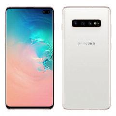 Samsung Galaxy S10+ (Plus) Dual-SIM SM-G975F/DS 【12GB 1TB Ceramic White 海外版 SIMフリー】
