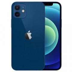 【SIMロック解除済】docomo iPhone12 A2402 (MGHX3J/A) 128GB ブルー