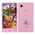 【SIMロック解除済】Disney Mobile on docomo DM-01H Sparkle Pink