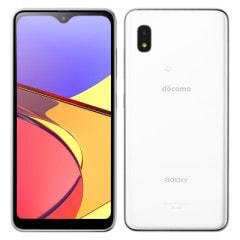 【SIMロック解除済】docomo Galaxy A21 SC-42A White