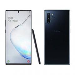 【SIMロック解除済】au Galaxy Note10+ (Plus) SCV45 Aura Black
