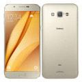 【SIMロック解除済】au Galaxy A8 SCV32 Gold