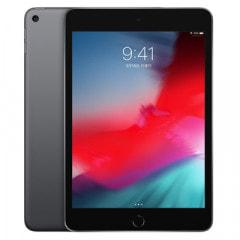 【SIMロック解除済】【第5世代】au iPad mini5 Wi-Fi+Cellular 64GB スペースグレイ MUX52J/A A2124