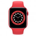 Apple Watch Series6 44mm GPS+Cellularモデル M09C3J/A A2292【(PRODUCT)REDアルミニウムケース/(PRODUCT)REDスポーツバンド】