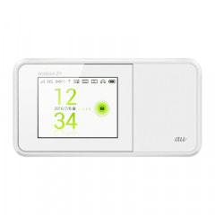 【au版】Speed Wi-Fi NEXT W03 HWD34MWA ホワイト
