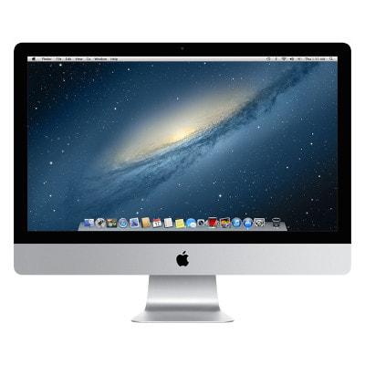 イオシス|iMac MD095J/A Late 2012【Core i5(2.9GHz)/27inch/24GB/1TB HDD】