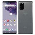 【SIMロック解除済】docomo Galaxy S20+ 5G SC-52A Cosmic Gray