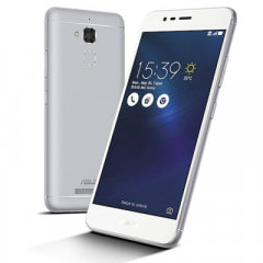 ASUS Zenfone3 Max ZC520TL Silver 【16GB 海外版 SIMフリー】