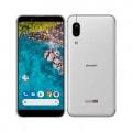 【SIMロック解除済】【ネットワーク利用制限▲】Y!mobile Android One S7 シルバー