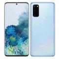 【SIMロック解除済】au Galaxy S20 5G SCG01 Cloud Blue
