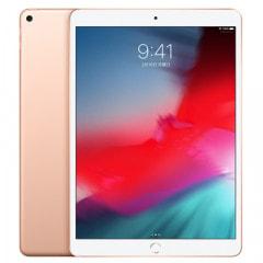 【SIMロック解除済】【第3世代】au iPad Air3 Wi-Fi+Cellular 256GB ゴールド MV0Q2J/A A2123