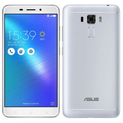 ASUS ZenFone3 Laser ZC551KL-SL32S4 Silver【RAM4GB/ROM32GB/mineo版SIMフリー】