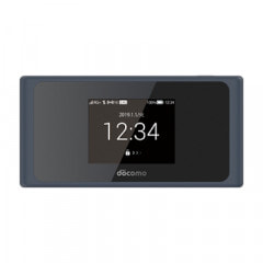 Huawei 【ネットワーク利用制限▲】Wi-Fi STATION HW-01L Indigo Blue