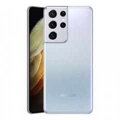 Samsung Galaxy S21 Ultra 5G Dual-SIM SM-G998U1 Phantom Silver【12GB/128GB 海外版SIMフリー】