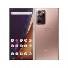 【SIMロック解除済】docomo Galaxy Note20 Ultra 5G SC-53A ミスティックブロンズ