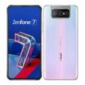 ASUS ZenFone7 5G ZS670KS Pastel White【海外版 SIMフリー】画像
