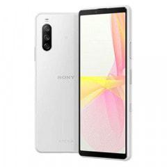 SONY Sony Xperia10 ? 5G Dual-SIM XQ-BT52 White【RAM6GB ROM128GB/海外版SIMフリー】【ACアダプタ欠品】