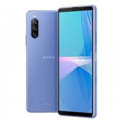 SONY Sony Xperia10 ? 5G Dual-SIM XQ-BT52 Blue【RAM6GB ROM128GB/海外版SIMフリー】【ACアダプタ欠品】