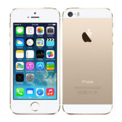 Y!mobile iPhone5s 16GB ME334J/A ゴールド画像