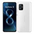 ASUS Zenfone8 ZS590KS-WH256S8 Moonlight White【8GB/256GB 国内版 SIMフリー】画像