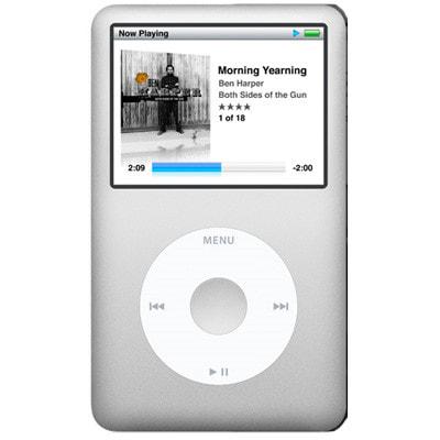 イオシス|【第6世代】iPod classic 80GB MB029J/A シルバー