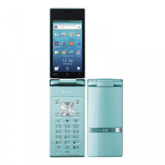 SoftBank AQUOS PHONE THE HYBRID 007SH ミスティブルー