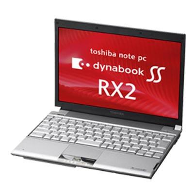 イオシス|dynabook SS RX2 SG120E/2W [XPダウングレードモデル]