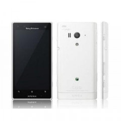 au Xperia acro HD IS12S White
