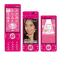docomo STYLE series P-03D Pink