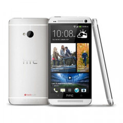 au htc J One HTL22 White Metal [HTL22SWA]