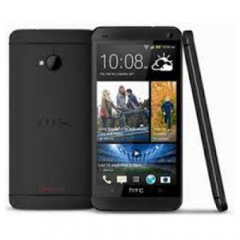 au htc J One HTL22 Black Metal [HTL22SKA]