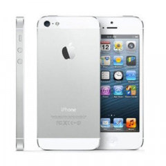 au iPhone5 LTE 64GB-CDMA ME044J/A ホワイト