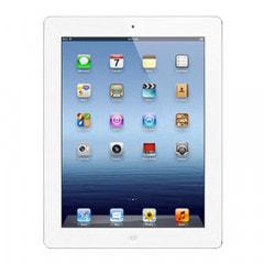 【第4世代】SoftBank iPad4 Wi-Fi+Cellular 16GB ホワイト MD525J/A A1460