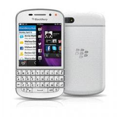 BlackBerry Q10 SQN100-3 (RFN81UW) Pure White【海外版 SIMフリー】