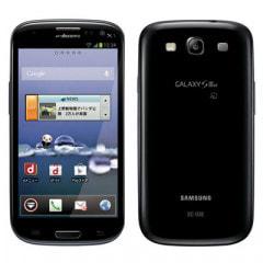 docomo NEXT series GALAXY S3 α SC-03E Sapphire Black