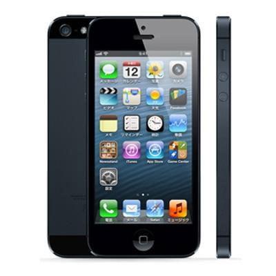 イオシス|SoftBank iPhone5 32GB MD299J/A ブラック