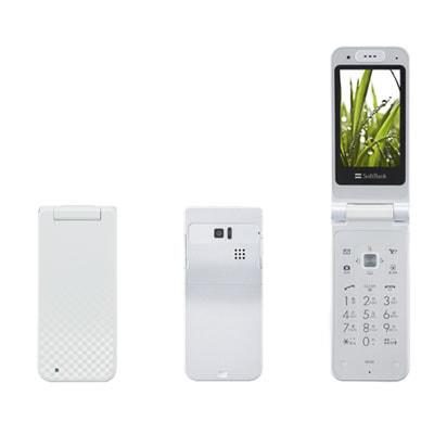 イオシス|AQUA STYLE SoftBank 001SC ホワイト