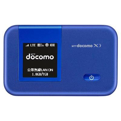 イオシス|データ通信端末 HW-02E xi ブルー