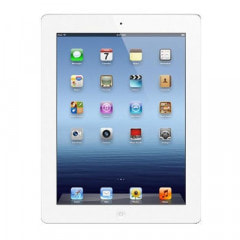 【第3世代】iPad Retina Wi-Fi 64GB ホワイト [MD330J/A]