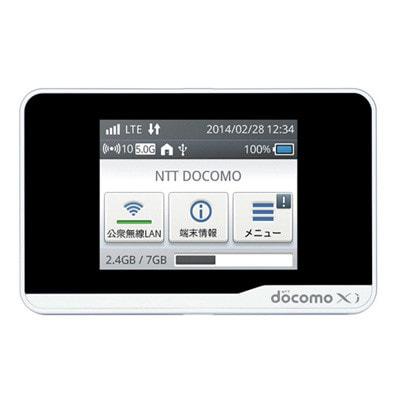 イオシス|Wi-Fi STATION HW-01F White
